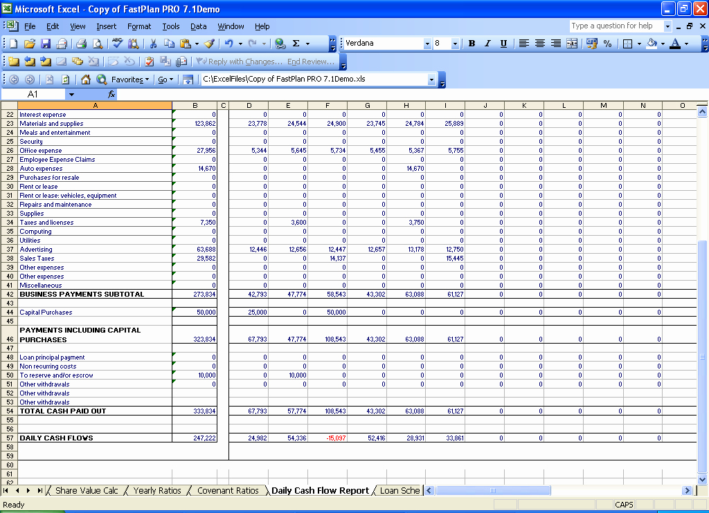 Daily Cash Flow Template Excel Inspirational Best S Of Daily Cash Flow Spreadsheet Daily Cash