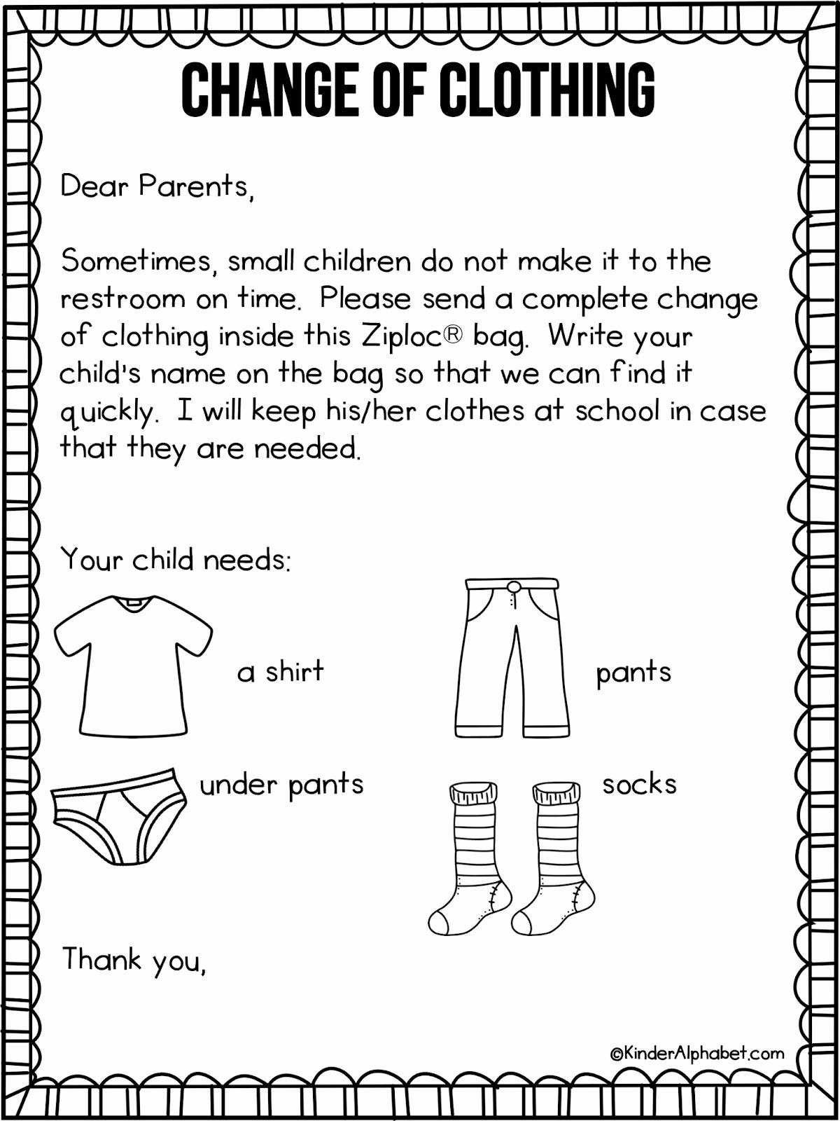 Daycare Termination Letter to Parent Beautiful Daycare Letter to Parents Template Collection