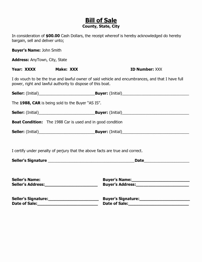 Dealer Bill Of Sale Fresh Dealer Bill Of Sale Template – Quick Bill Of Sale