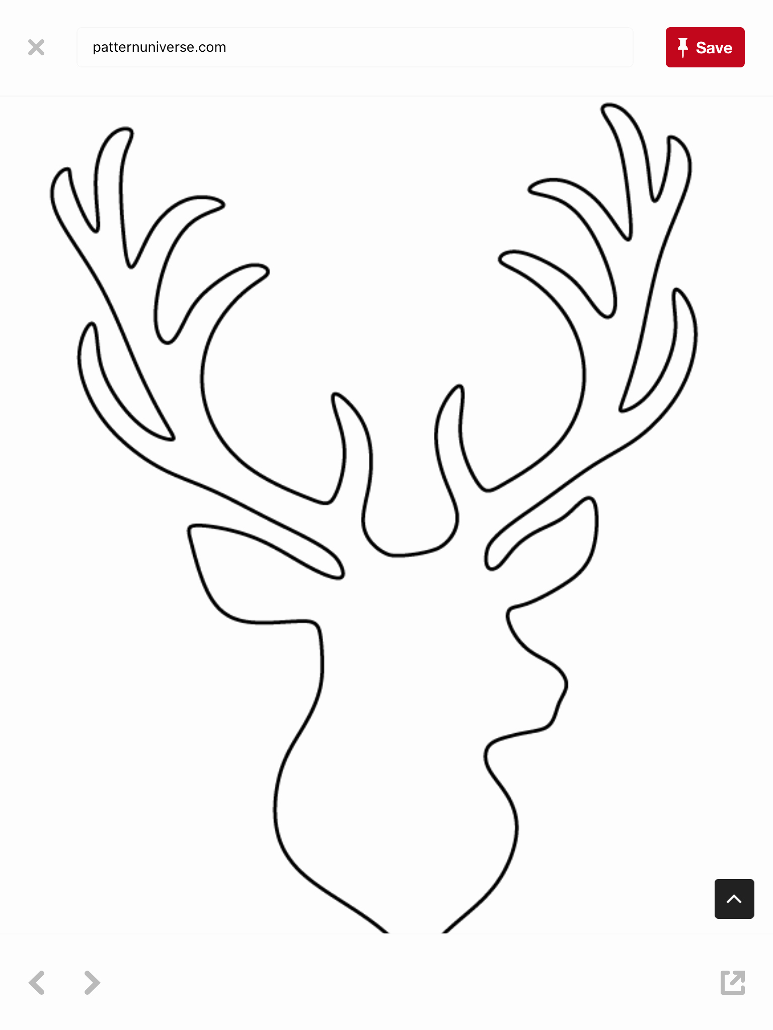 Deer Antler Printable Template Inspirational Pin by Shelly Rodriguez Lindahl On Cricut