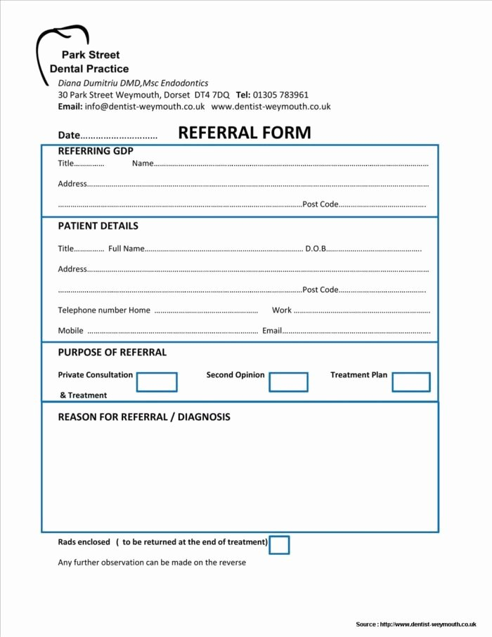 Dental Treatment Plan Template Elegant Consent form for Dental Treatment Driverlayer Search Engine