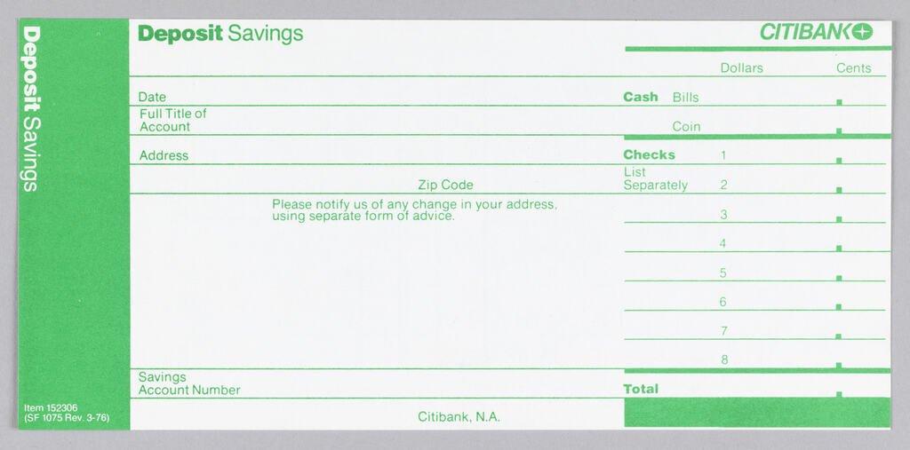 Deposit Slip Template Excel Luxury 4 Deposit Slip Templates Excel Xlts
