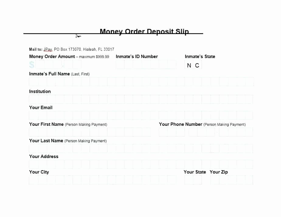 4 direct deposit form templates