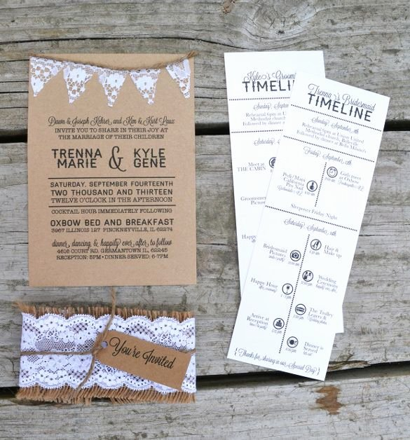 Destination Wedding Itinerary Template Beautiful Wedding Itinerary Template 11 Free Word Pdf Documents Download