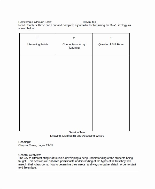Differentiated Instruction Lesson Plan Template Inspirational Differentiated Instruction Template 7 Free Word Pdf Document Downloads