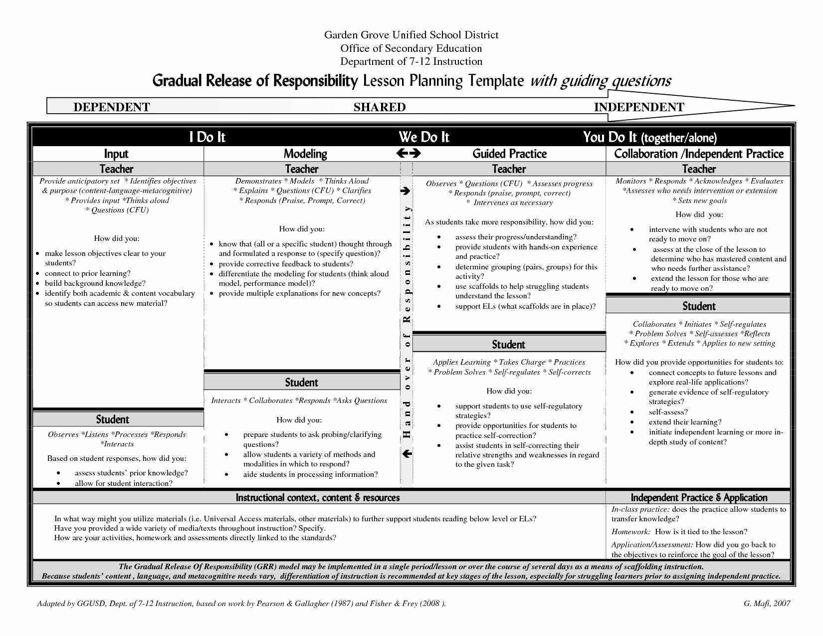 Differentiated Instruction Lesson Plan Template Unique Differentiated Instruction Math Lesson Plans – Using Color to Help You Tier Differentiated