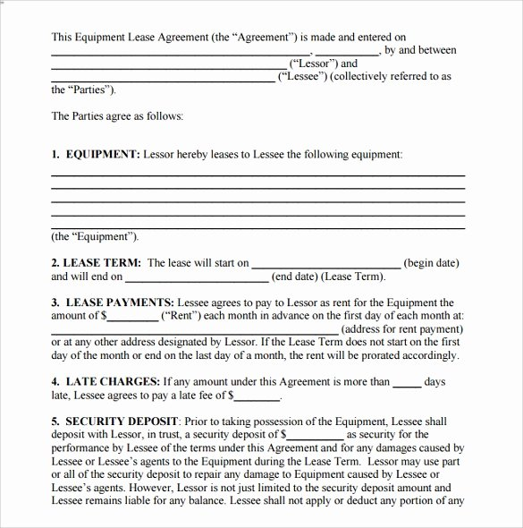 Digital Marketing Contract Template Lovely Sample Room Lease Agreement Template 15 Free Documents