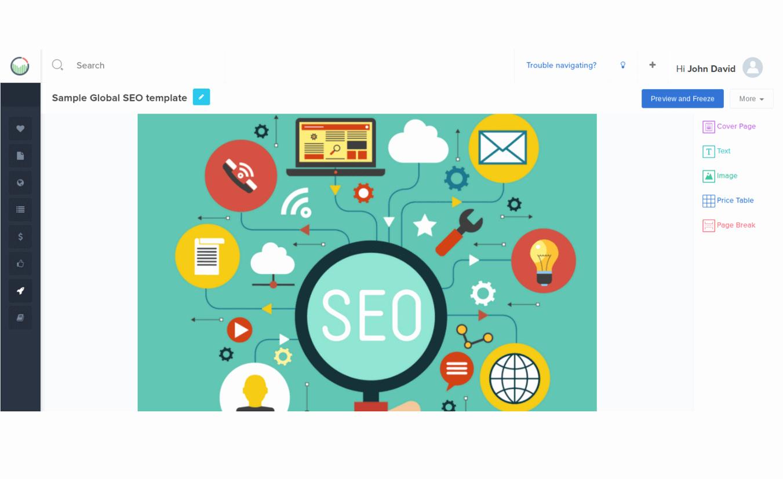 Digital Marketing Proposal Template Beautiful Web Design Proposal Web Design Proposal Template