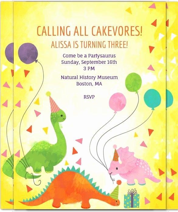 Dinosaur Birthday Invitation Template Luxury 144 Best Aniversaris Images On Pinterest