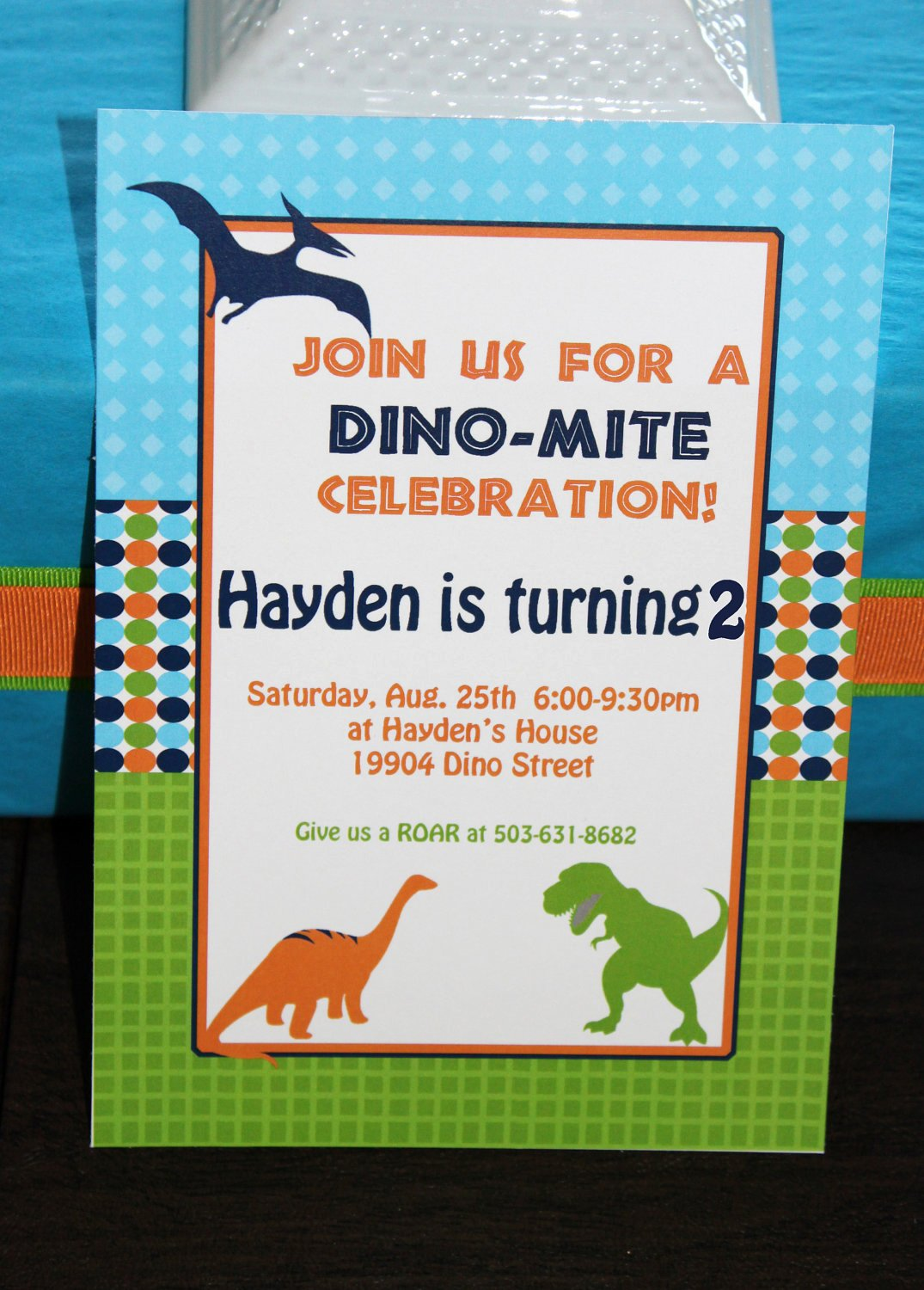 Dinosaur Birthday Party Invitations Awesome Diy Dinosaur Birthday Party Printable Invitation 5x7 4x6