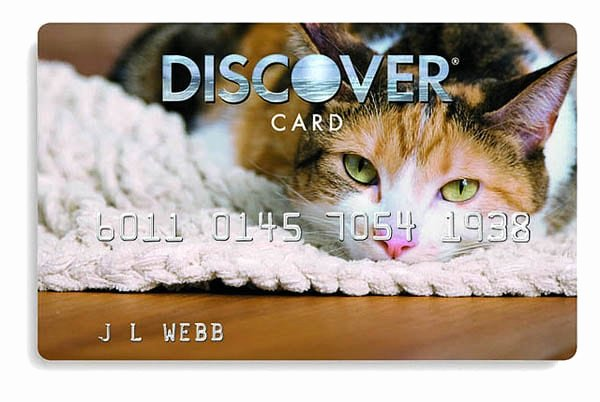 Discover Credit Card Designs Best Of 30 Interesting Credit Card Designs Examples Designmodo