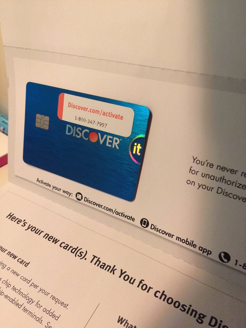 Discover Credit Card Designs Luxury New Discover It Card Design Myfico forums