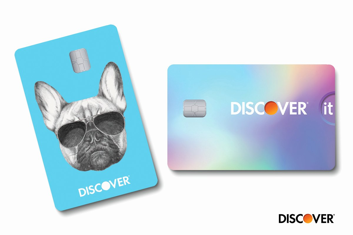 Discover It Card Designs Beautiful Discover Financial Services Discover Introduces New Credit Card Designs Chosen by Students