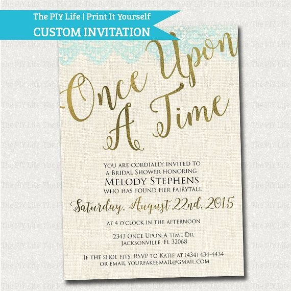 Disney Bridal Shower Invitations Inspirational Best 25 Fairytale Bridal Ideas On Pinterest