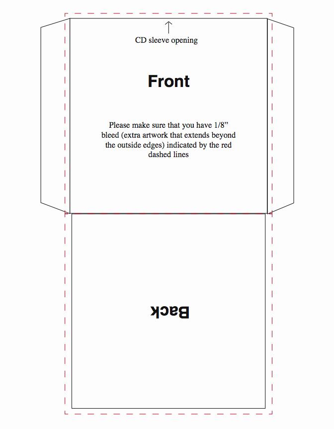 Diy Cd Sleeve Template Elegant Pin by Jolene Kendall On Making Art