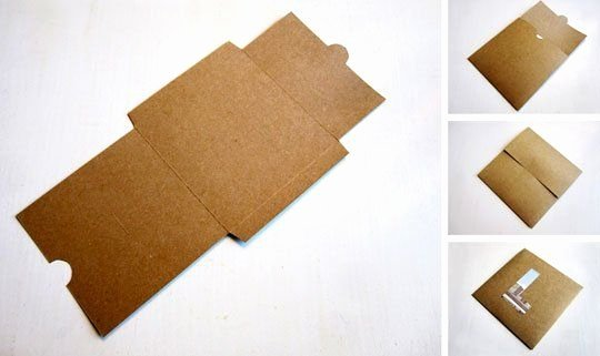 Diy Cd Sleeve Template New Free and Simple Diy Cd or Dvd Mailer Envelope