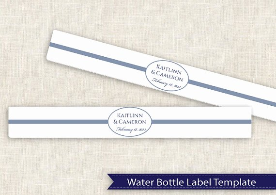 Diy Water Bottle Label Template Beautiful Best S Of Water Bottle Template Ms Word Water Bottle Label Template Word Water Bottle
