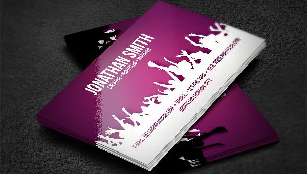 Dj Business Cards Samples Unique 19 Dj Business Cards Free & Premium Psd Eps Illustrator