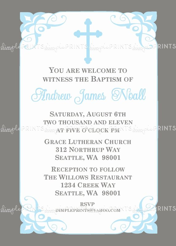 Do It Yourself Baptism Invitation Awesome 39 Best Images About Angeles On Pinterest