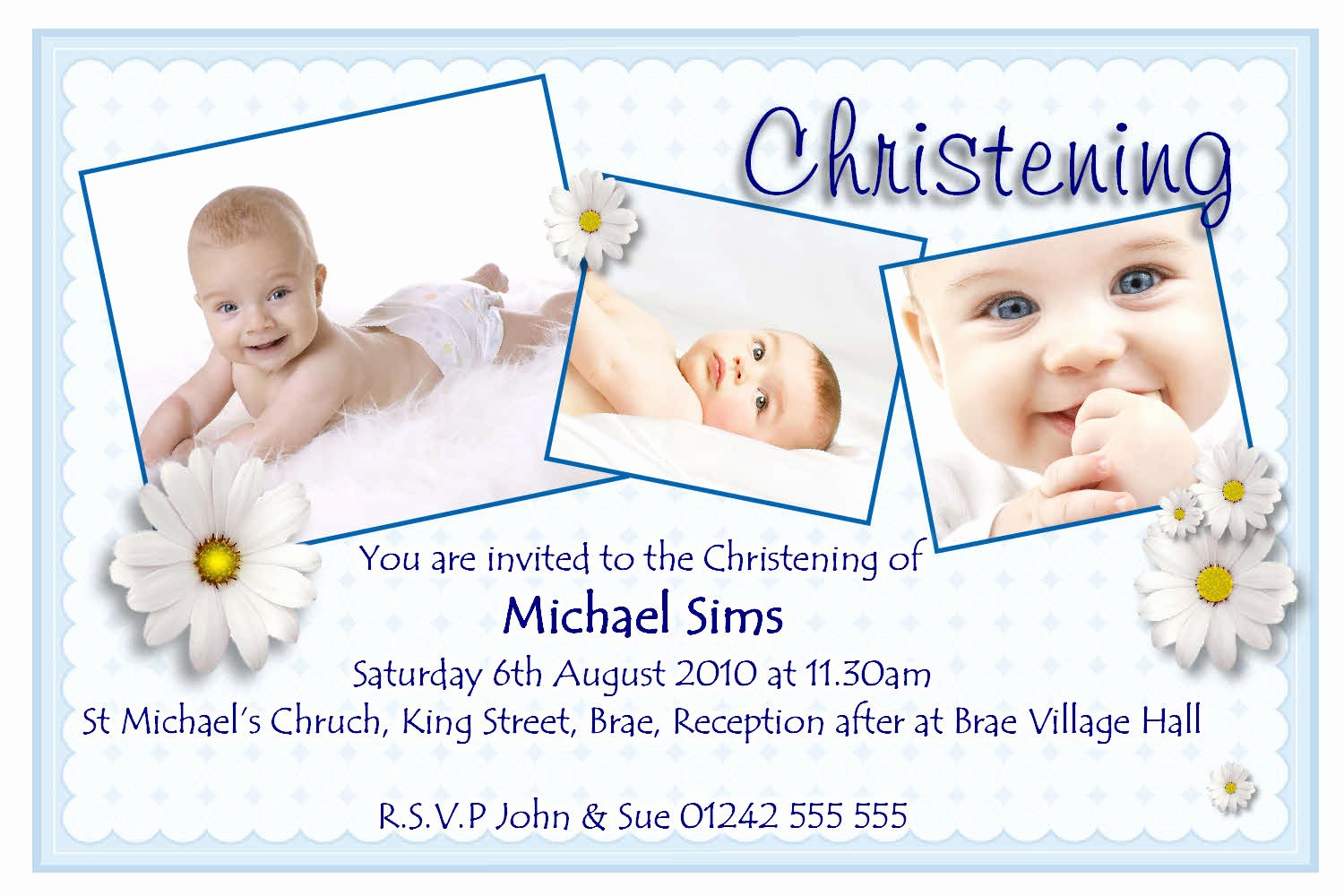 Do It Yourself Baptism Invitation Best Of Christening Quotes for Nephew Quotesgram