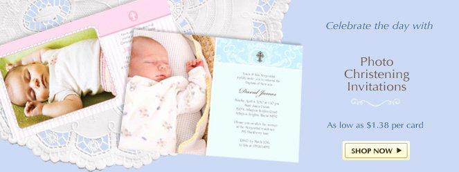 Do It Yourself Baptism Invitation Fresh Christening Invitations Thank You Cards & Keepsakes