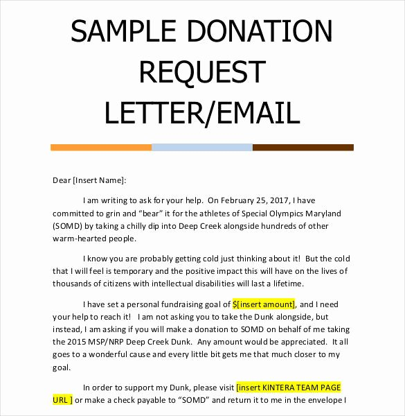 Donation Envelope Template Word Awesome 29 Donation Letter Templates Pdf Doc