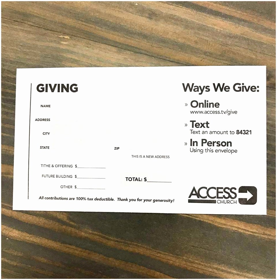 Donation Envelope Template Word Luxury 8 Fering Envelope Template Iooaa