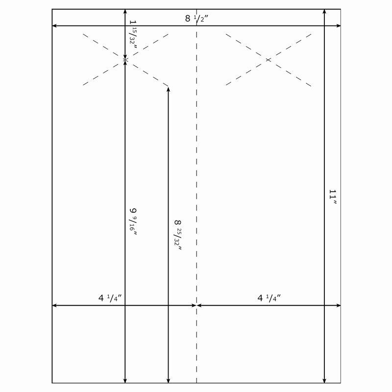 Door Hanger Template Microsoft Word Luxury Blank Door Hangers 2 Per Page