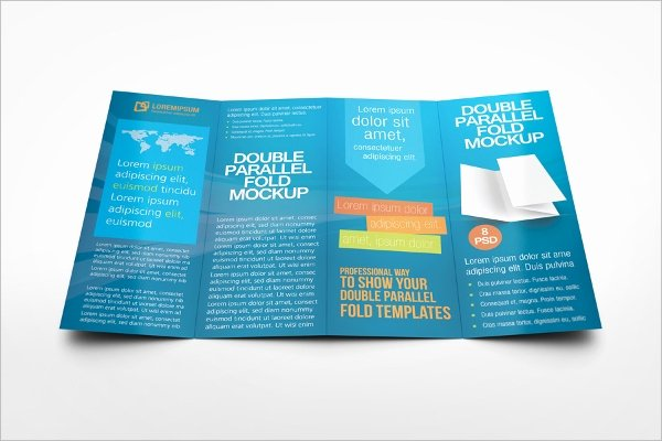 Double Gate Fold Brochure Template Beautiful 22 Gate Fold Brochure Template Ai Psd Google Docs Apple Pages