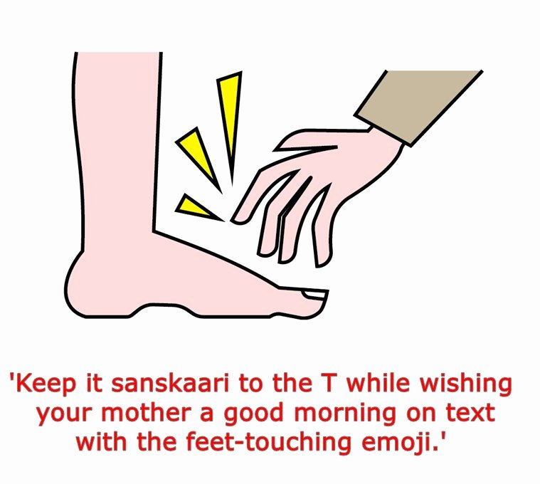 Download Middle Finger Emoji New No 'middle Finger' Emoji On Whatsapp Here are 6 'sanskaari' Emojis We Want In 2018 Instead