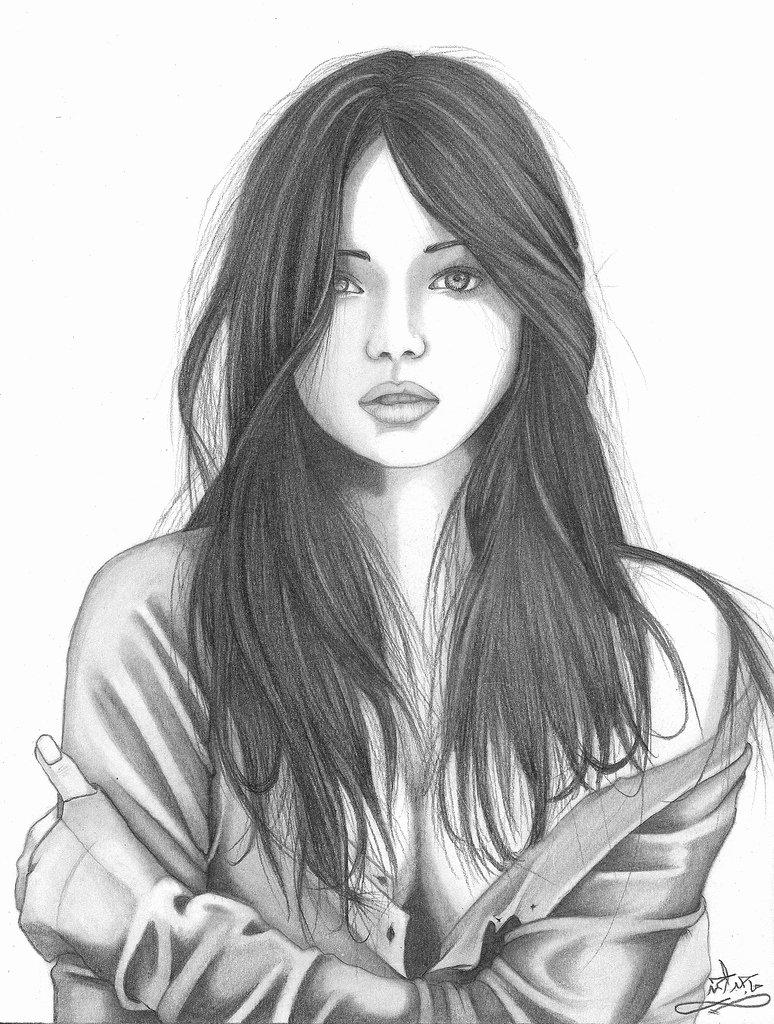 Drawing Of Beautiful Girls New Collection Of Ideas to Draw Beautiful Girl