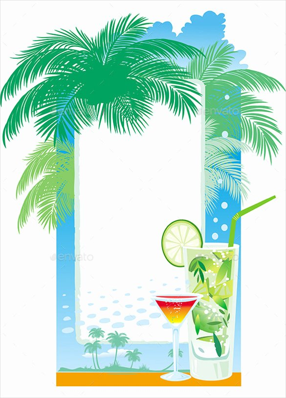 Drinks Menu Templates Free Inspirational Cocktail Menu Templates – 54 Free Psd Eps Documents Download