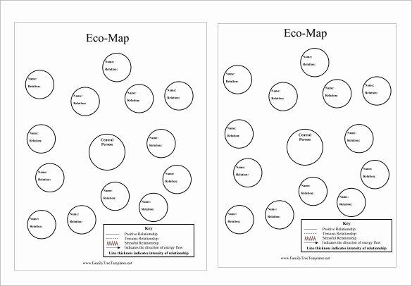 Ecomap social Work Template Beautiful 15 E Ap Templates Doc Pdf