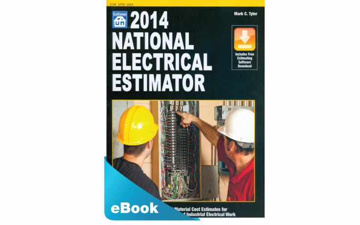 Electrical House Wiring Estimate Pdf Best Of 2014 National Electrical Estimator Ebook Pdf Ebooks Books and software Craftsman Book
