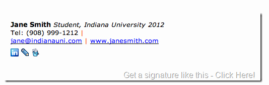 Email Signature Examples Student Best Of Email Signature for Students