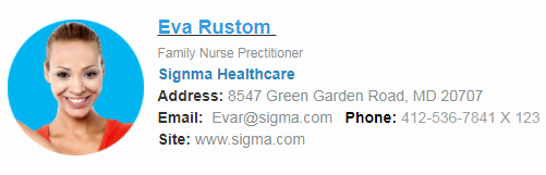 Email Signature for Graduate Student Unique Email Signature for Nurses – the 7 Rules You Must Follow Help