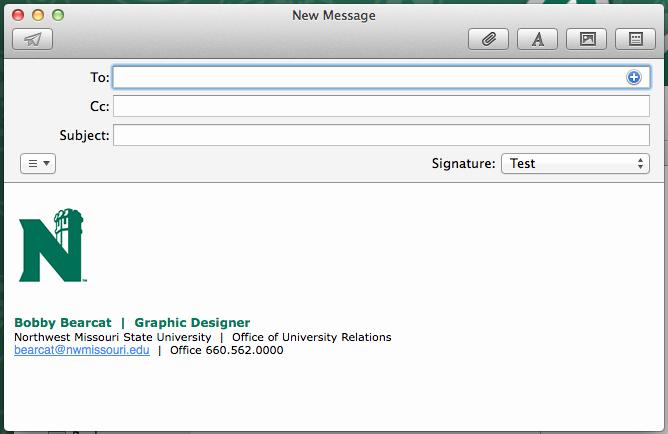 Email Signature for Recent Graduate Best Of Design University Marketing and Munication
