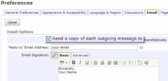 Email Signature for Undergraduate Student Unique Sending Email & Using the Pager tool