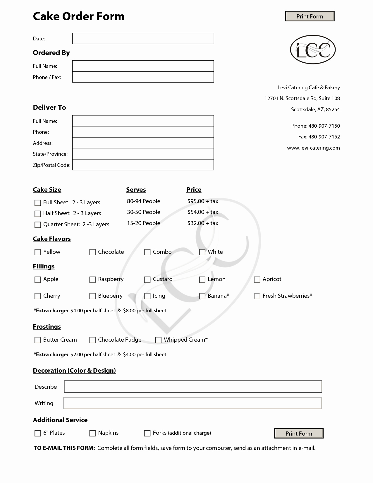 Embroidery order form Template Awesome Embroidery Invoice Template