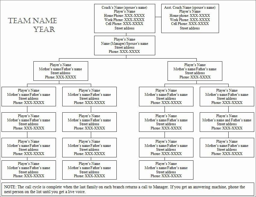Emergency Phone Tree Template Luxury Index Of Cdn 4 1992 814