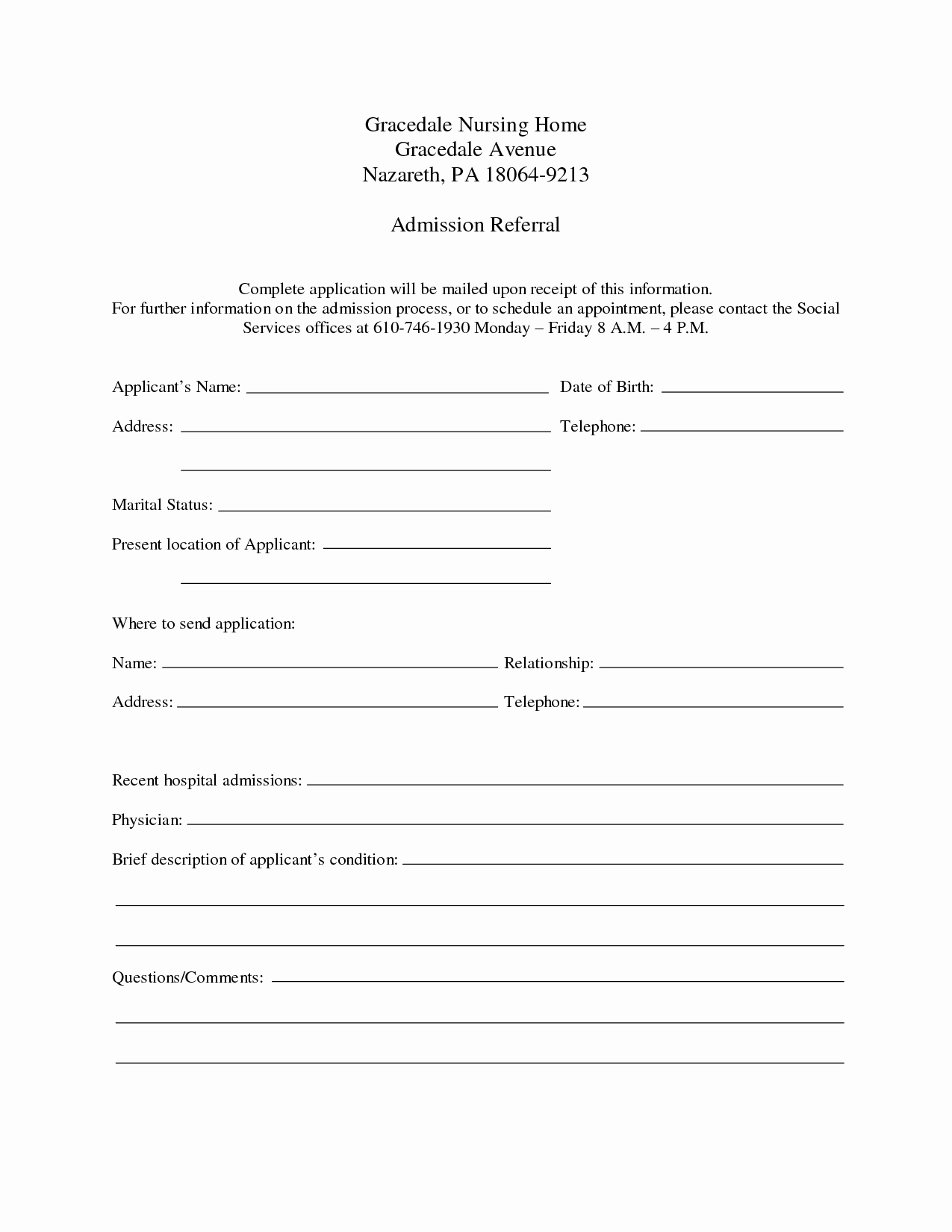 Emergency Room Discharge Papers New Best S Of Hospital Discharge Papers Printable Pdf Hospital Discharge forms Pdf Hospital
