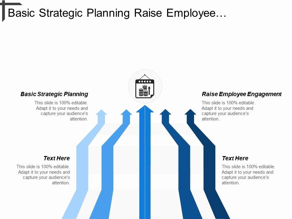 Employee Engagement Plan Template Lovely Basic Strategic Planning Raise Employee Engagement Internal Audit