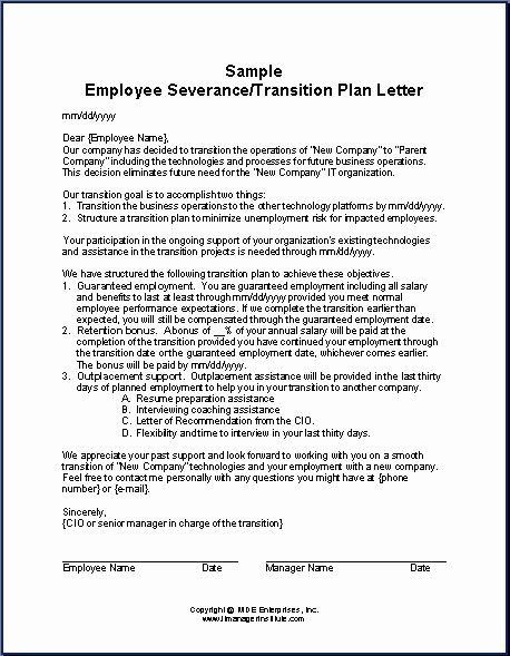 Employee Transition Plan Template Awesome Transition Plan for Temporary Employees You Inherit In A Pany Acquisition