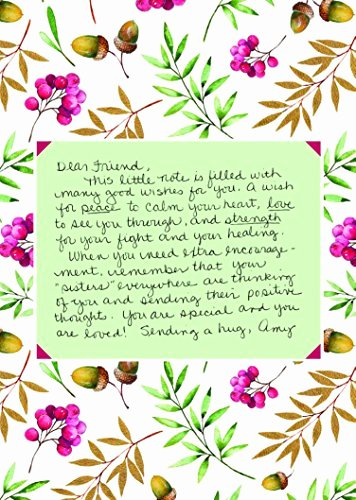 Encouragement Letter to A Friend Luxury Dear Friend Letters Of Encouragement Humor and Love for Women with Breast Cancer Bookspanel