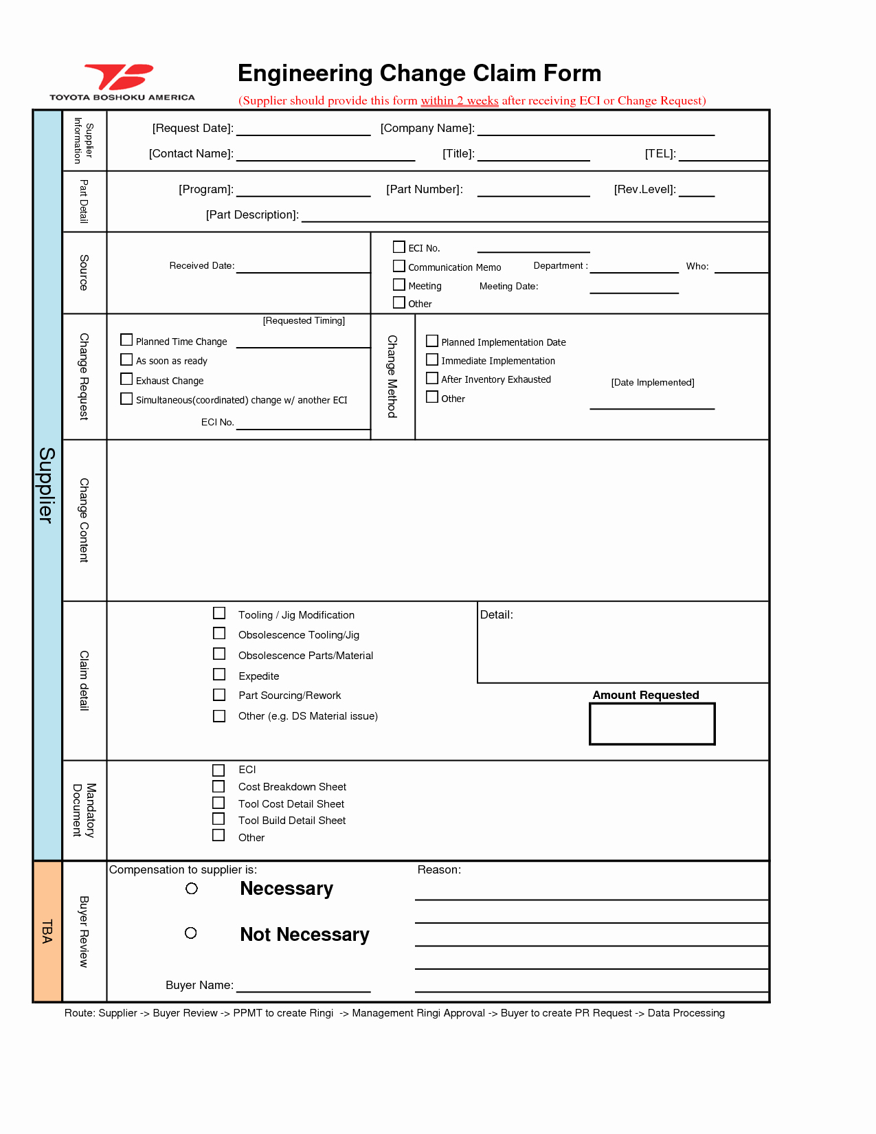 Engineering Change order Template Lovely Engineering Change order Template