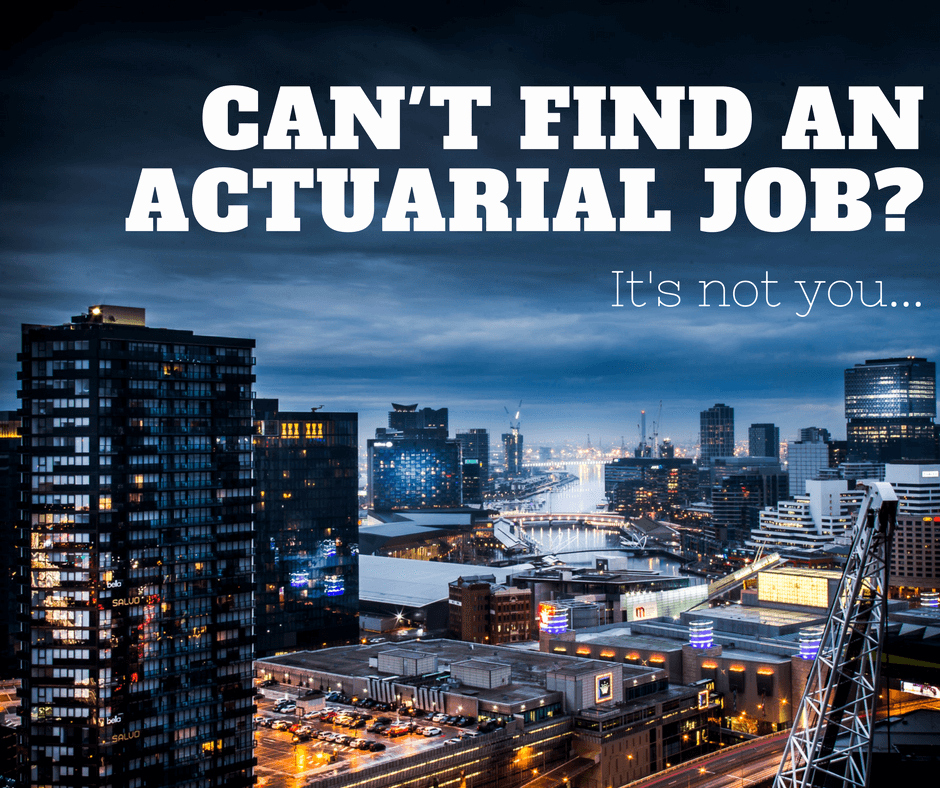 Entry Level Actuary Resume Luxury Can T Find An Actuarial Job It S Not You Etched Actuarial