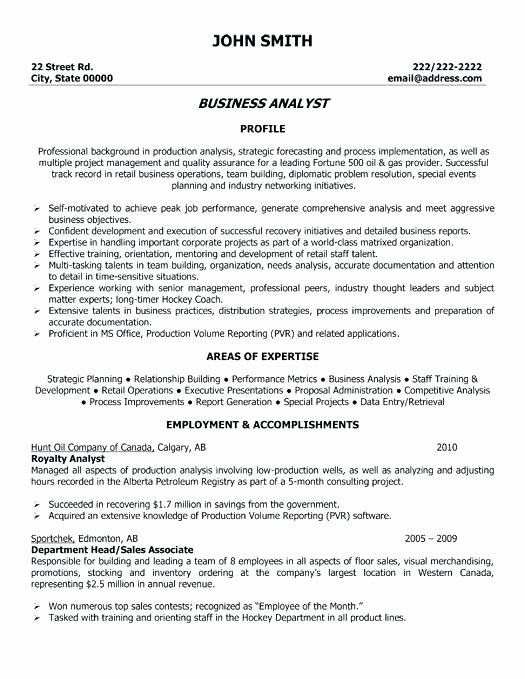 Entry Level Business Analyst Resume New Business Analyst Resume Entry Level Entry Level Business Analyst Resume Sample Business Analyst