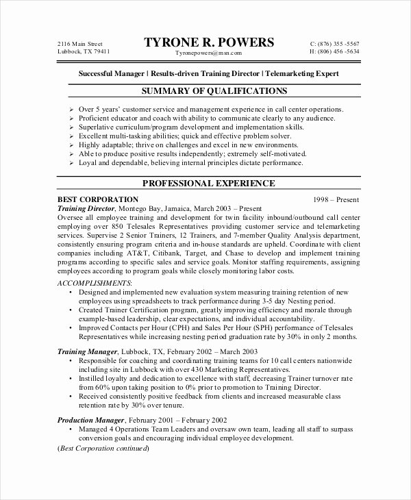 Entry Level Customer Service Resume Awesome 10 Customer Service Resume Templates Pdf Doc