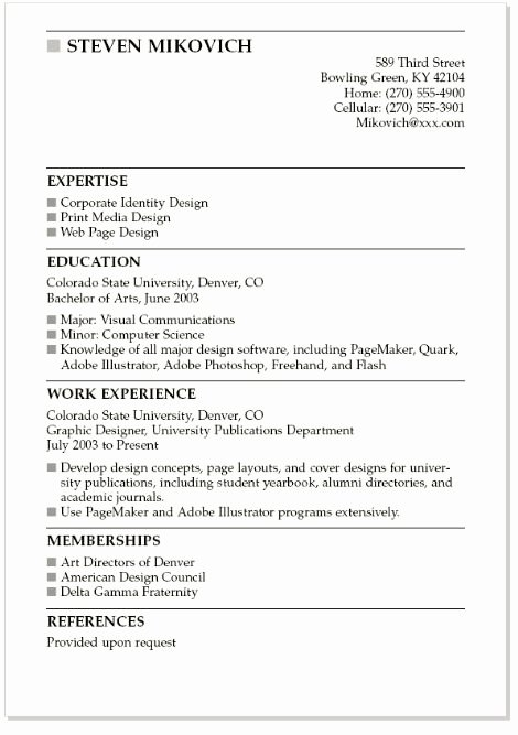 Entry Level Esthetician Resume Best Of Sample Esthetician Resume New Graduate O Sample Esthetician Resume