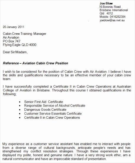Entry Level Flight attendant Resume Inspirational 5 Flight attendant Resume Templates Free Word Pdf Document Downloads